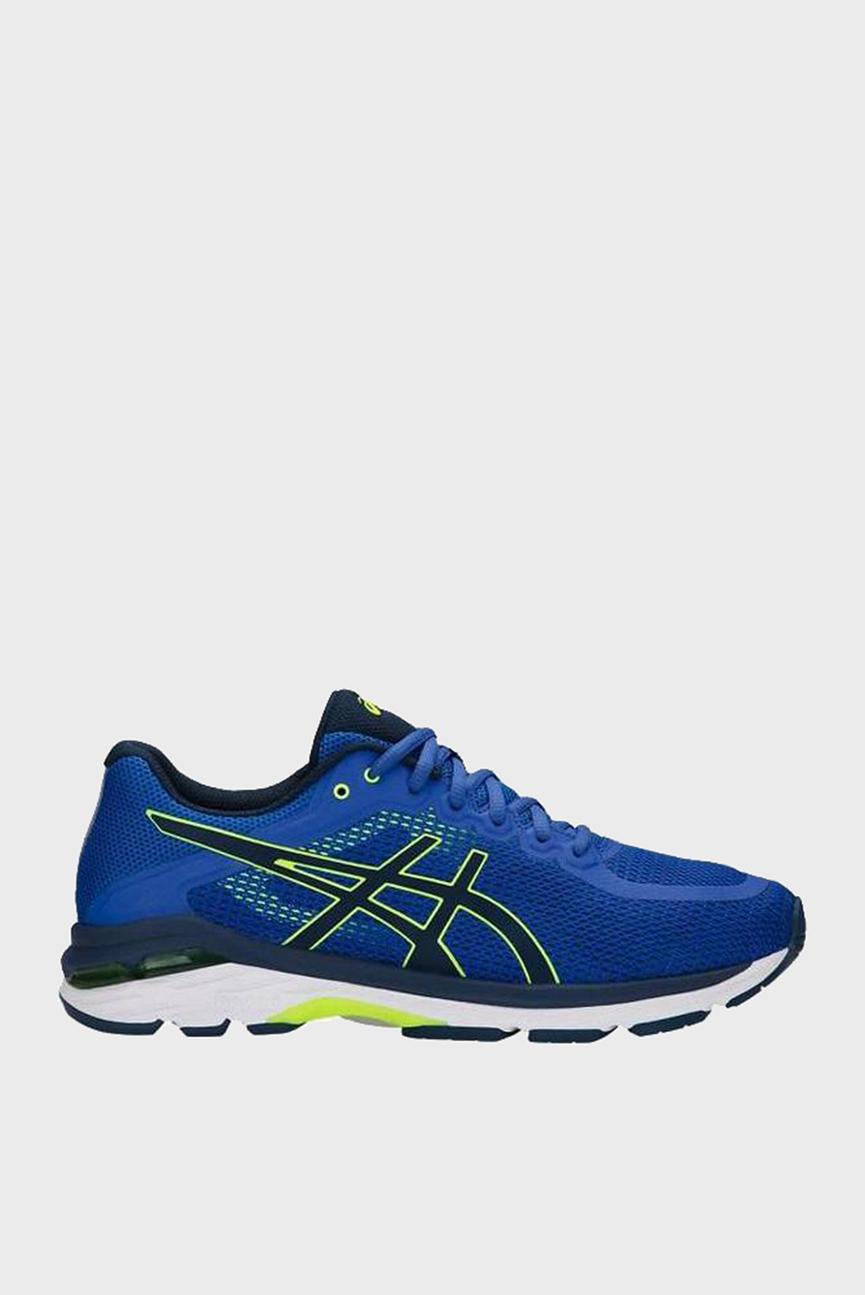 Мужские синие кроссовки GEL-PURSUE 4