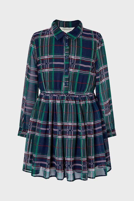 Набор детской одежды (платье, брюки) Ciara Check Tunic