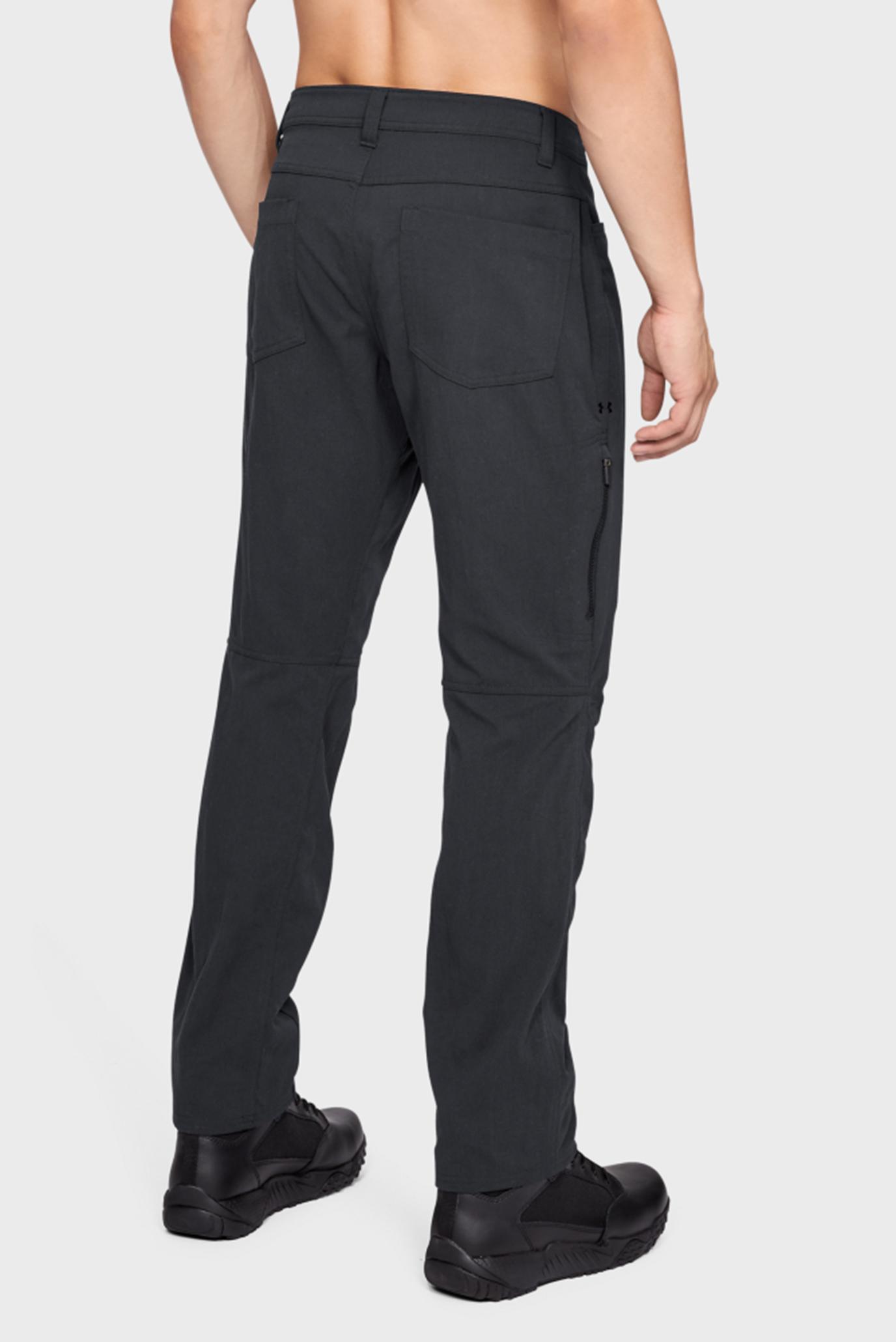 Мужские черные спортивные брюки Tac Nylon Pant Under Armour