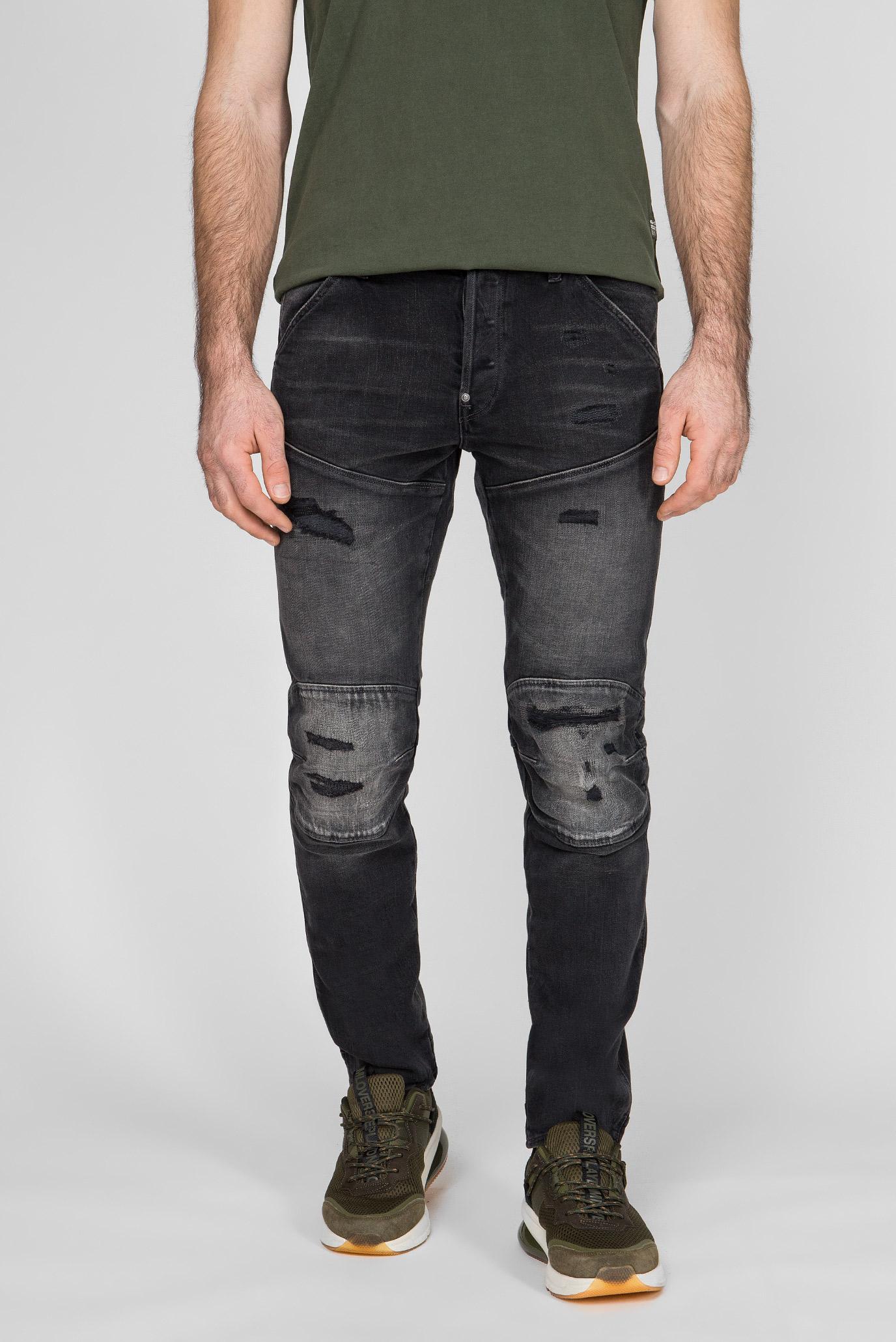 Мужские темно-серые джинсы 5620 3D Slim 1