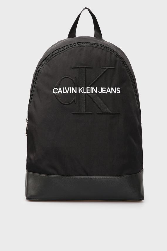 Мужской черный рюкзак MONOGRAM