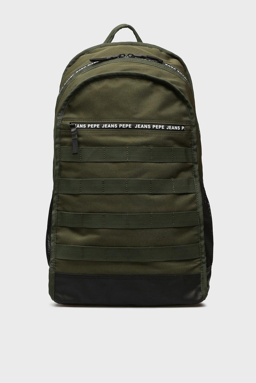 Мужской оливковый рюкзак BELARD