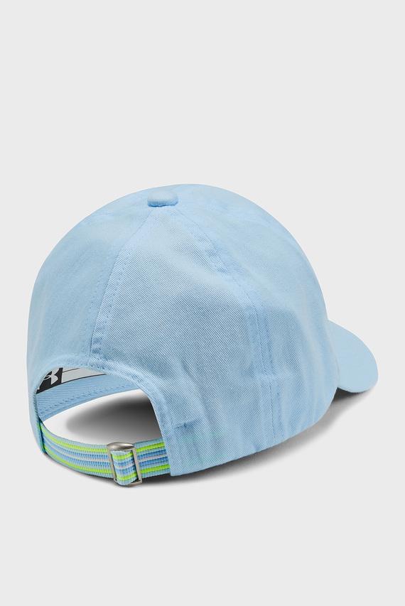 Детская голубая кепка Patch Armour