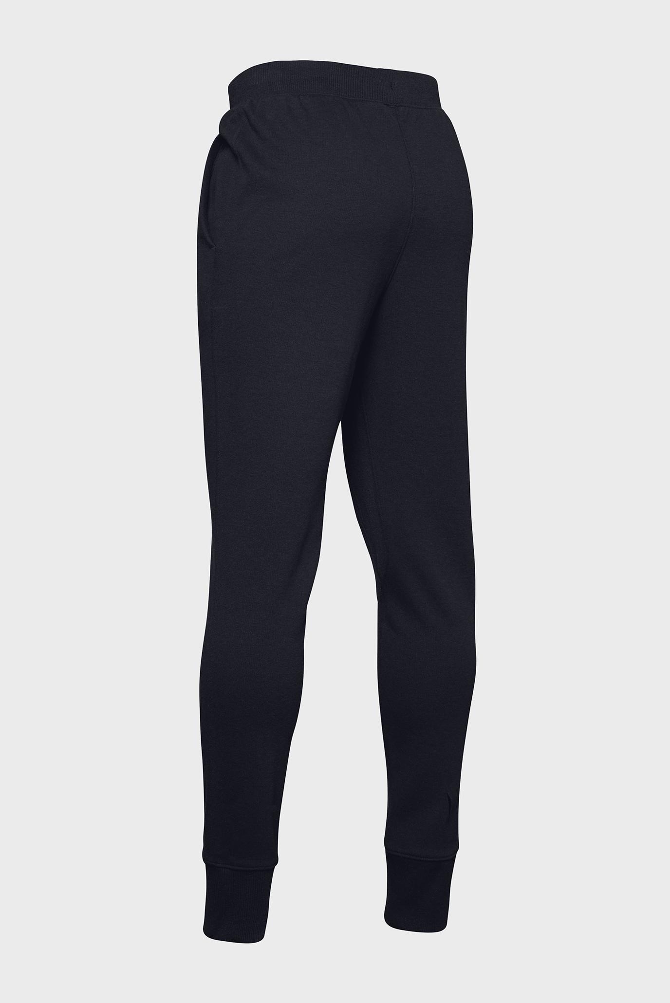 Купить Детские черные спортивные брюки Unstoppable Double Knit Pant Under Armour Under Armour 1343292-001 – Киев, Украина. Цены в интернет магазине MD Fashion