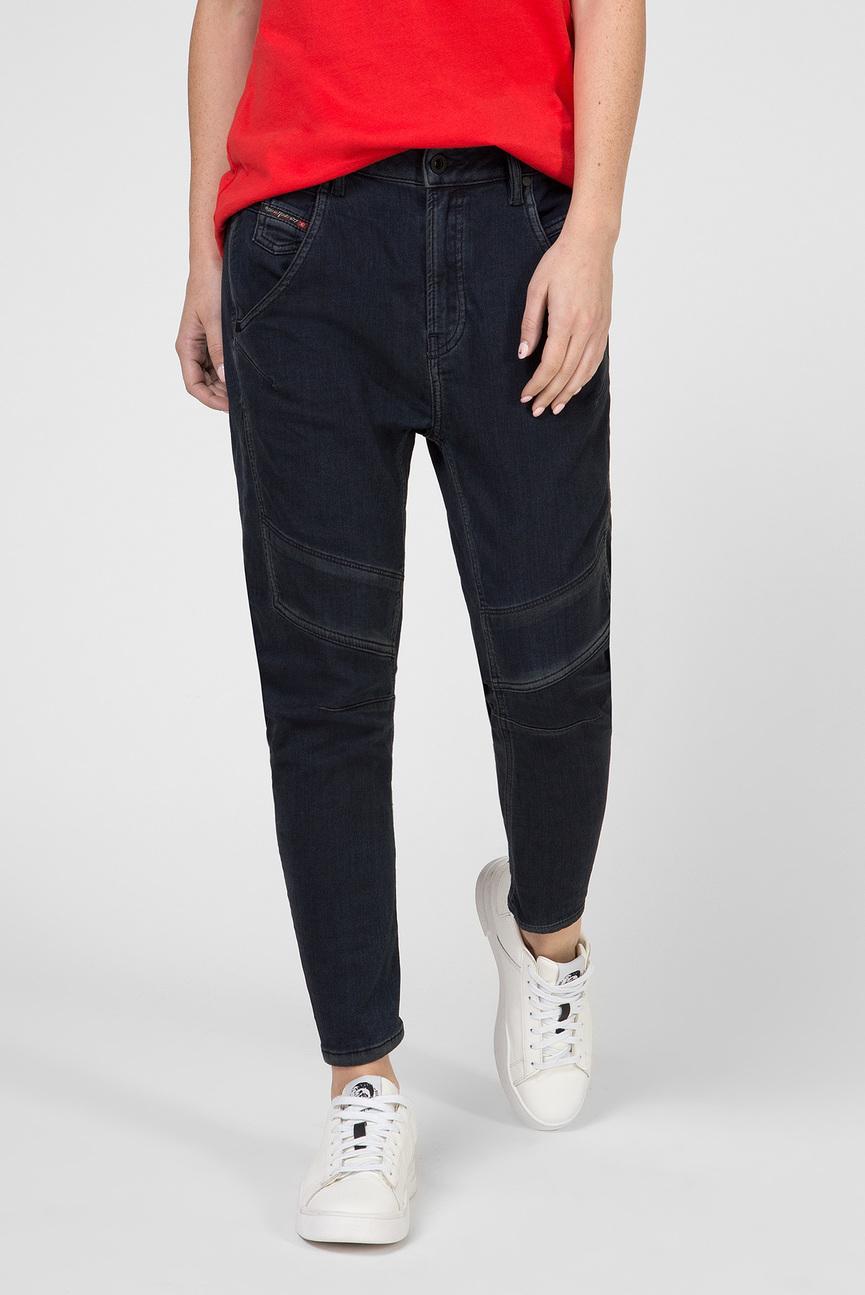 Женские темно-синие джинсы FAYZA-NE SP Sweat jeans