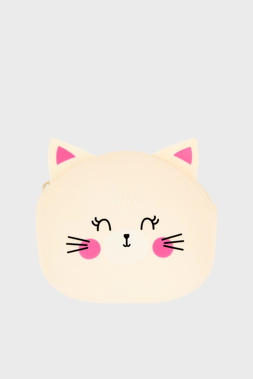 Детский розовый кошелек MINDY CAT BUDDY