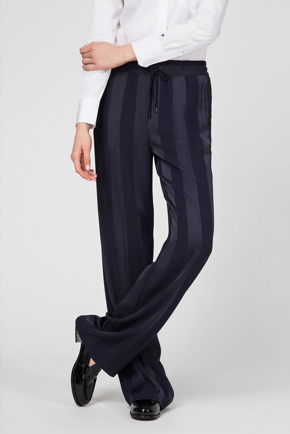 Женские темно-синие брюки FIFI
