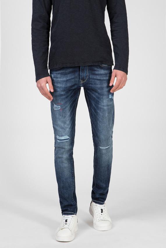 Мужские синие джинсы STANLEY