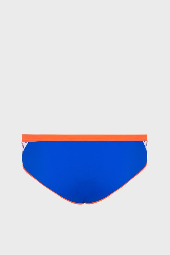 Мужские синие плавки