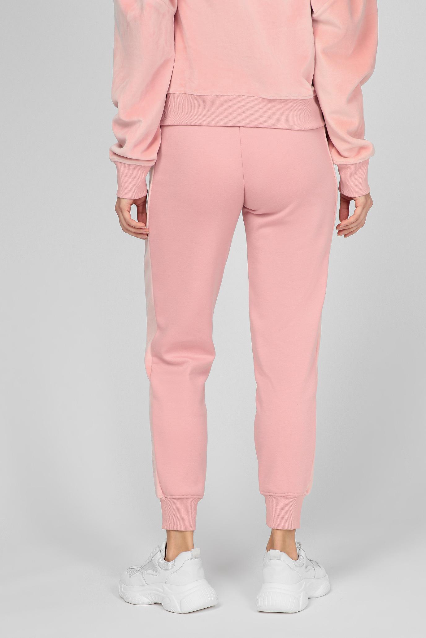 Женские розовые спортивные брюки PRPY