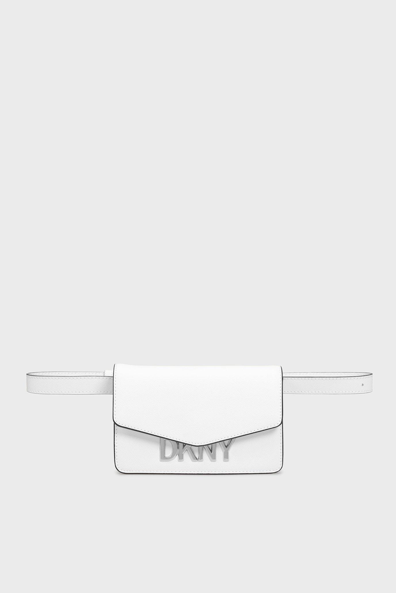 Жіноча біла поясна сумка PENELOPE 1