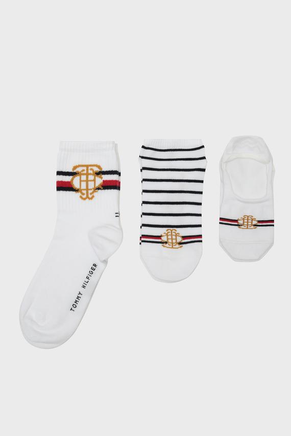 Женские хлопковые носки (3 пары)