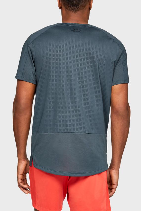 Мужская серая футболка MK1 SS Emboss