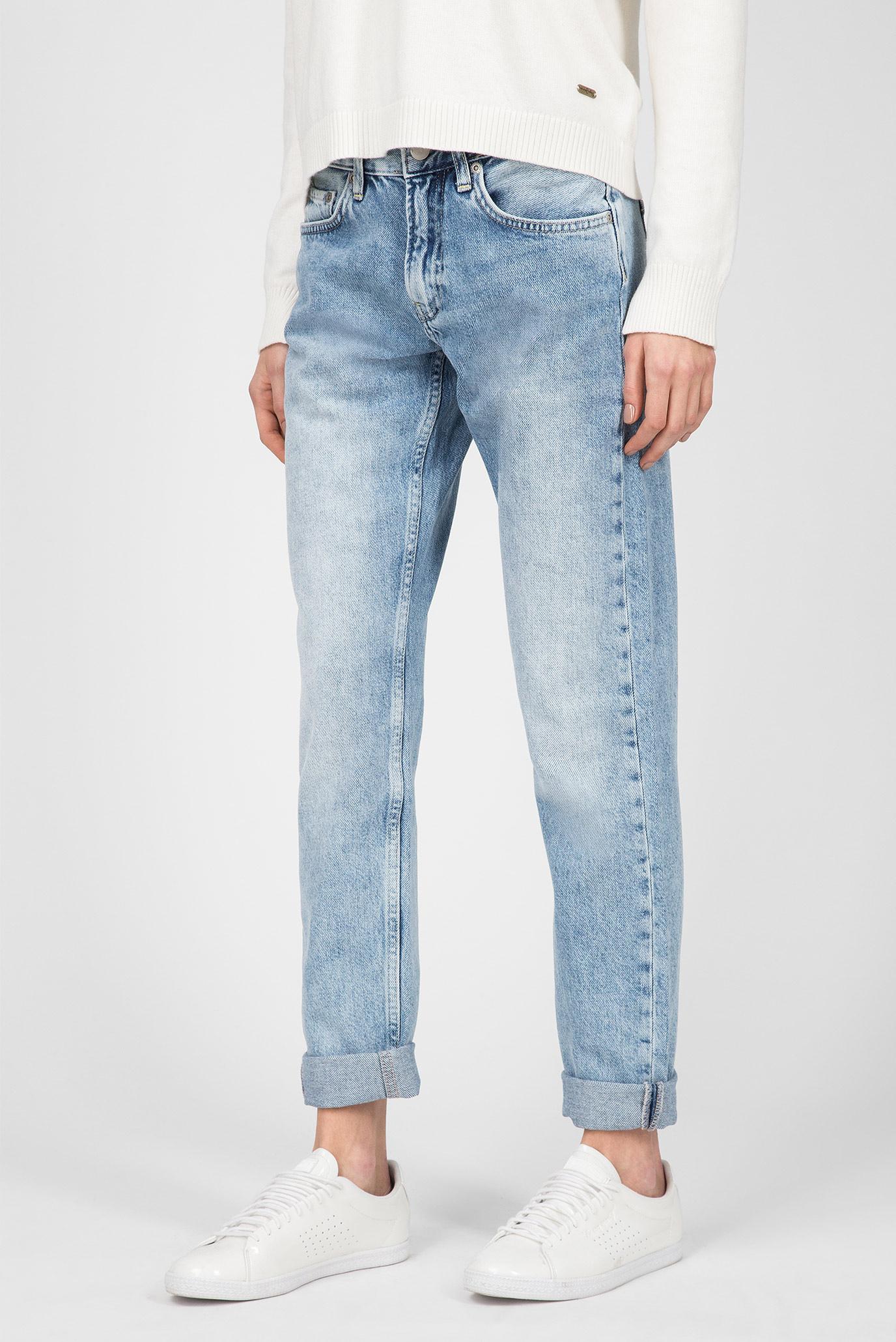 Купить Женские голубые джинсы Mable Pepe Jeans Pepe Jeans PL203156MD00 – Киев, Украина. Цены в интернет магазине MD Fashion