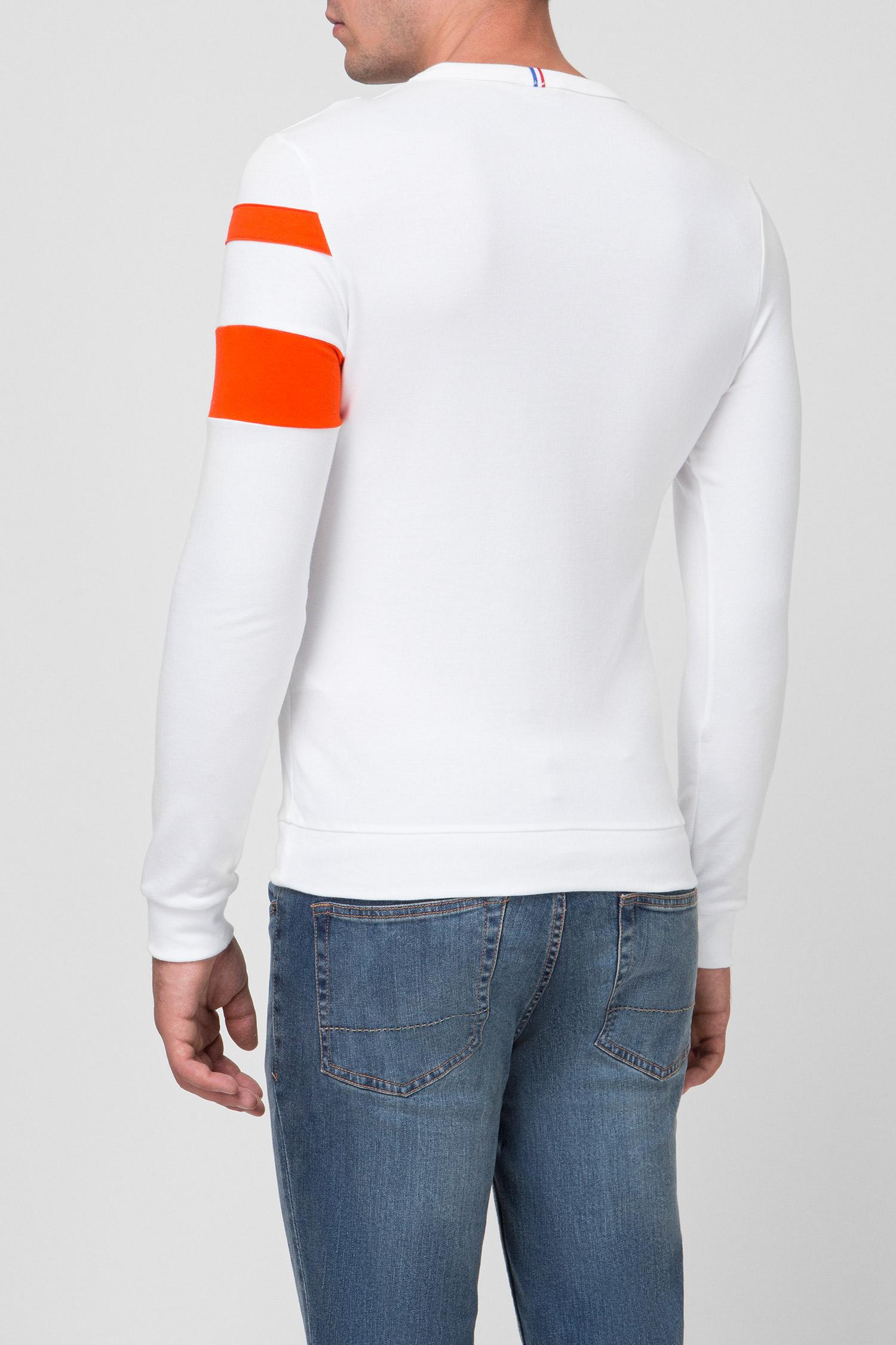 Купить Мужской белый свитшот ESS SAISON CREW SWEAT N3 Le Coq Sportif Le Coq Sportif 1911306-LCS – Киев, Украина. Цены в интернет магазине MD Fashion
