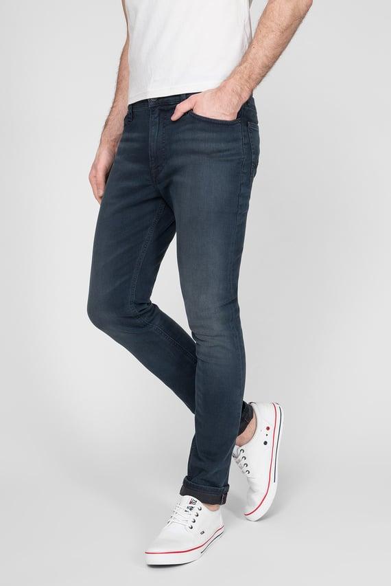 Мужские темно-синие джинсы SKINNY SIMON
