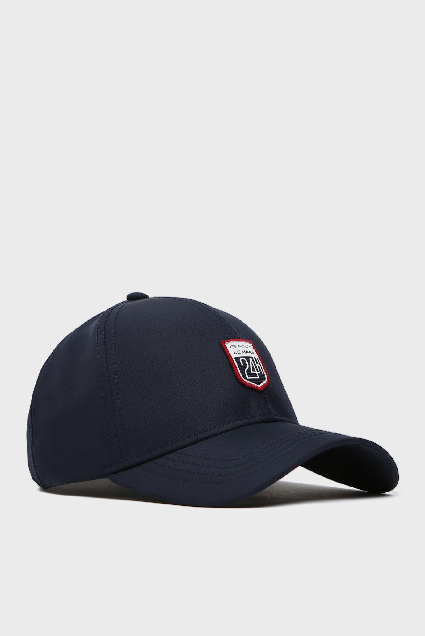 Женская темно-синяя кепка LM. LE MANS CAP Gant
