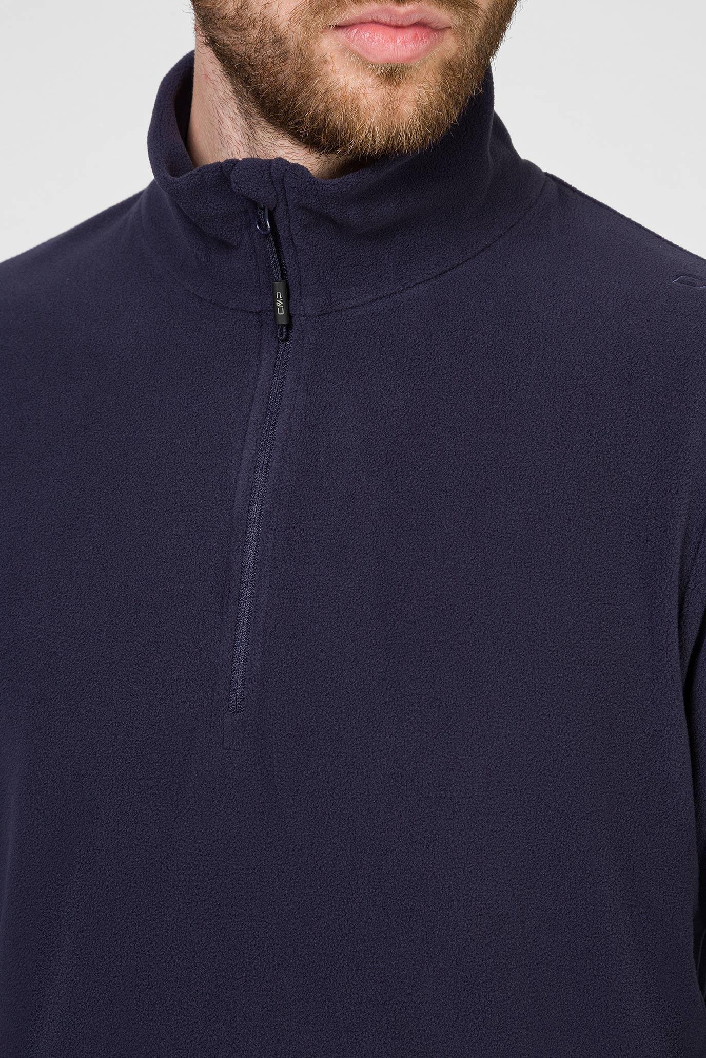 Мужская темно-синяя спортивная кофта CMP