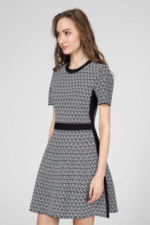 Женское платье с узором CERRA
