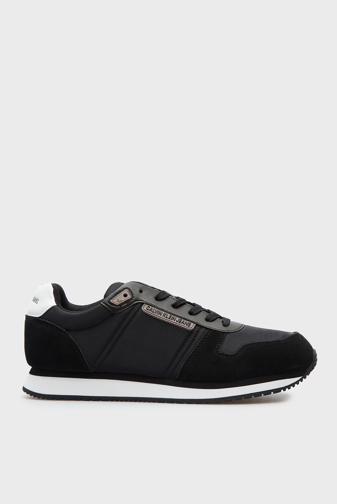 Мужские черные кроссовки RUNNER 1