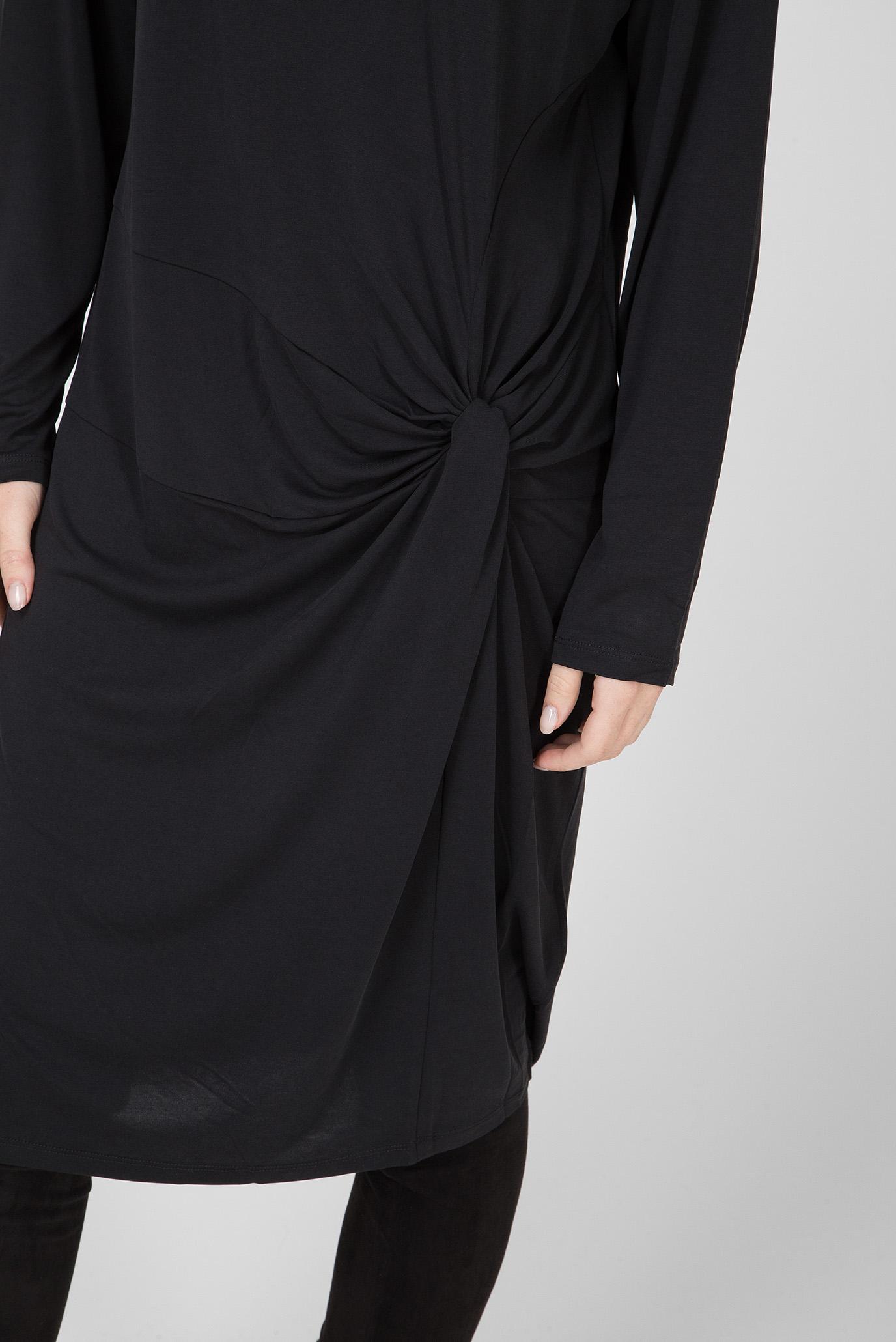 Женское черное платье Replay