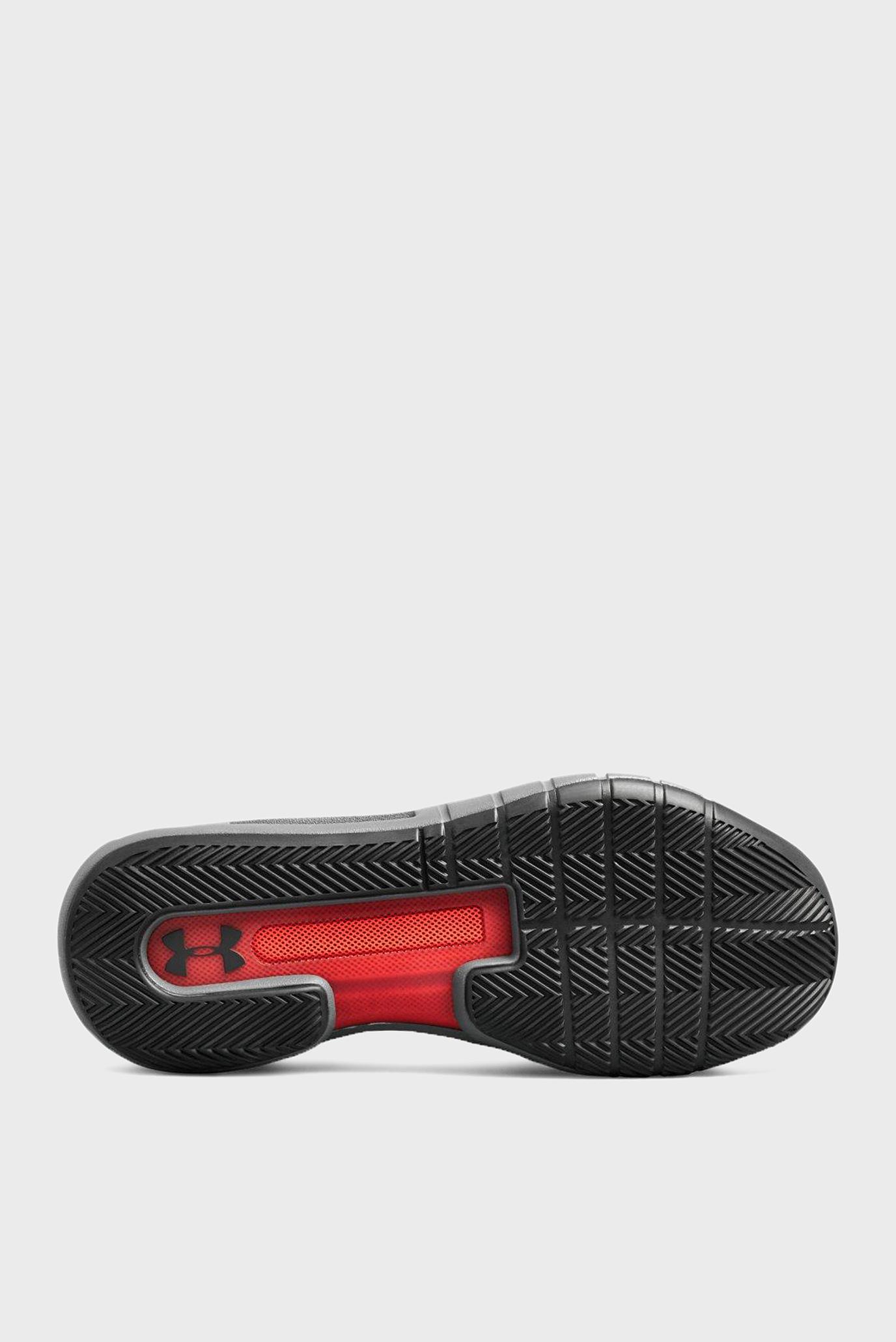 Мужские черные кроссовки UA HOVR Havoc Under Armour