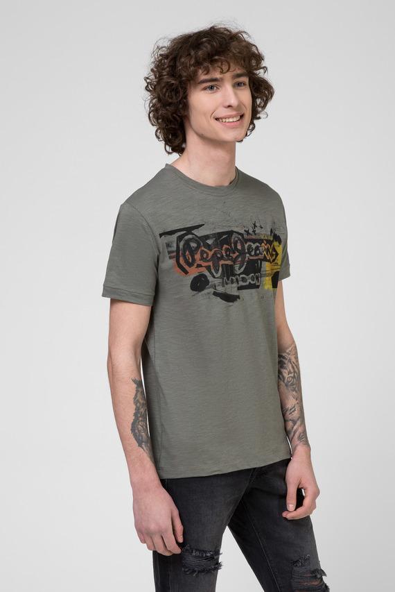 Мужская зеленая футболка AMERSHAM 925