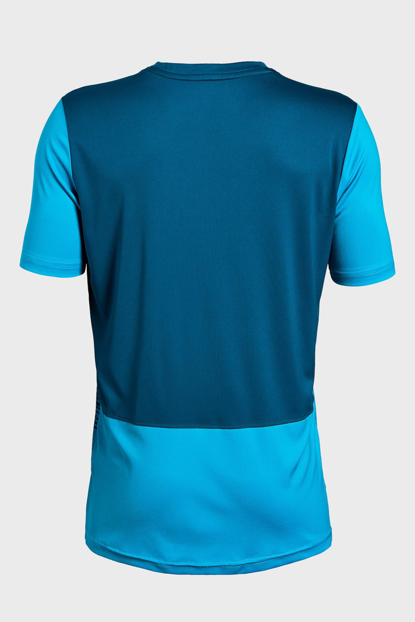 Купить Детская синяя футболка UA Sun Armour Tee Under Armour Under Armour 1328985-452 – Киев, Украина. Цены в интернет магазине MD Fashion