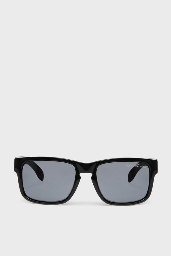 Детские черные солнцезащитные очки Mitzo