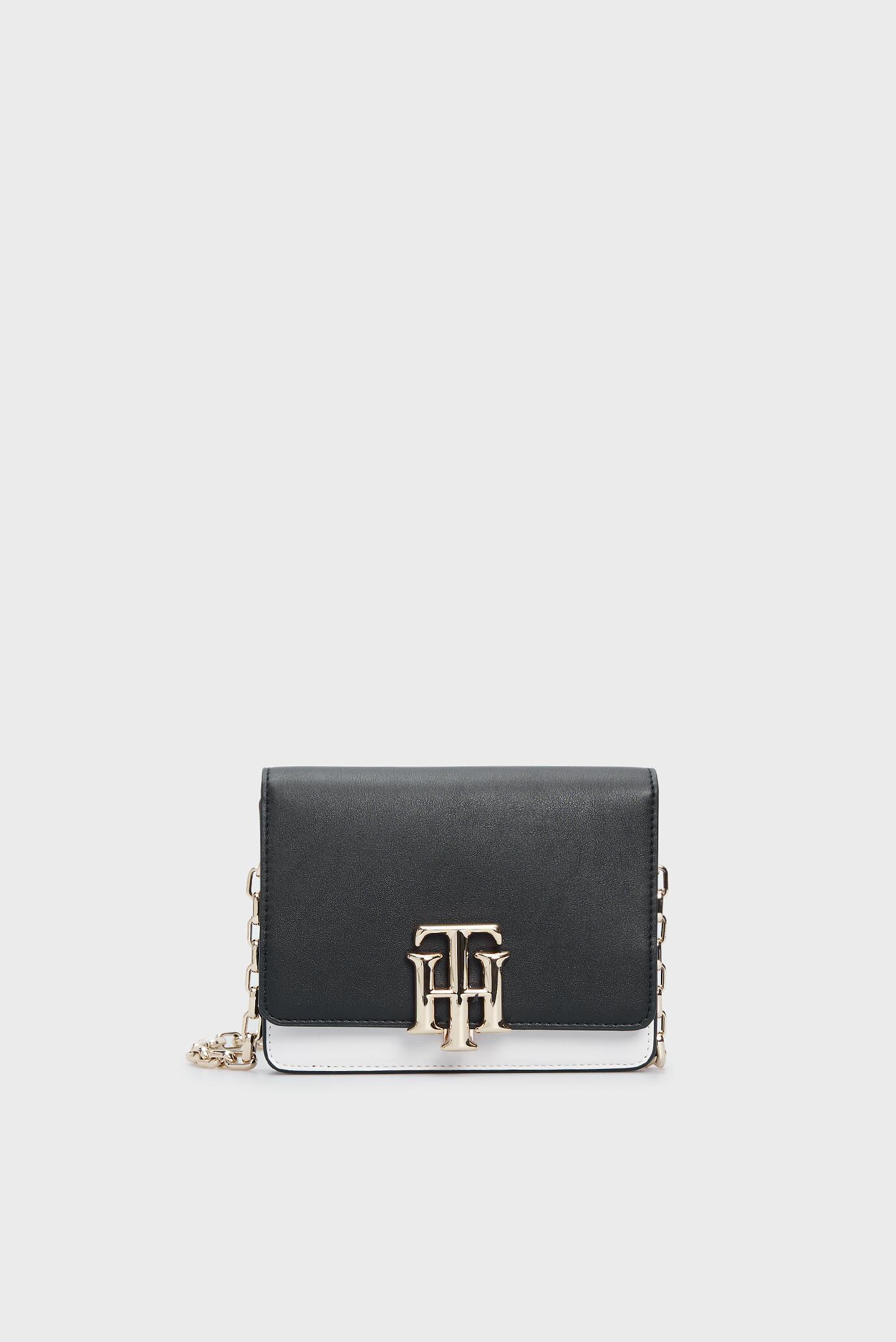 Женская сумка через плечо SMU TH LOCK MINI CROSSOVER 1