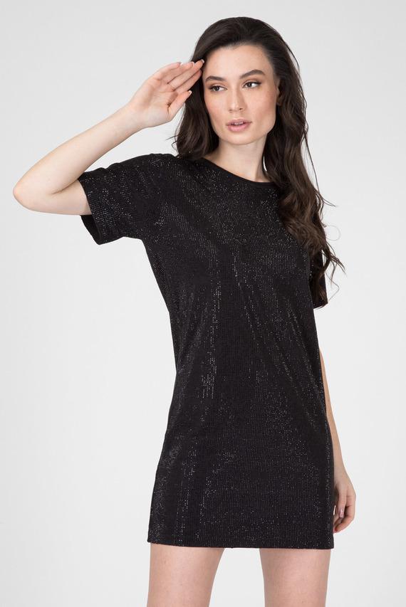 Женское черное платье D-ARY