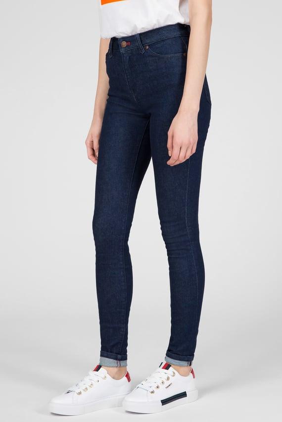 Женские темно-синие джинсы HARLEM ULTRA SKINNY