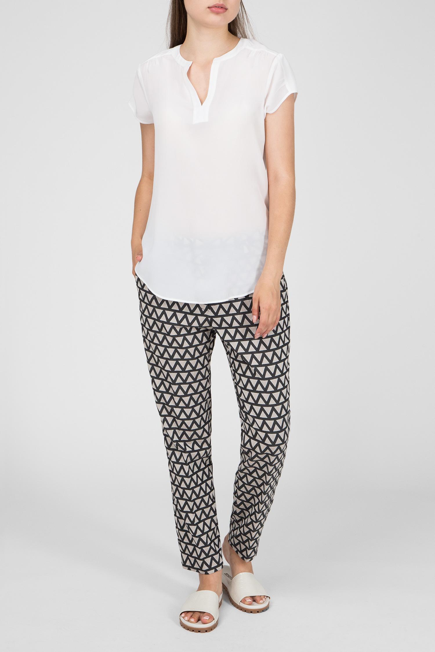 Купить Женская белая блуза Barba Napoli Barba Napoli PE18610146501 – Киев, Украина. Цены в интернет магазине MD Fashion