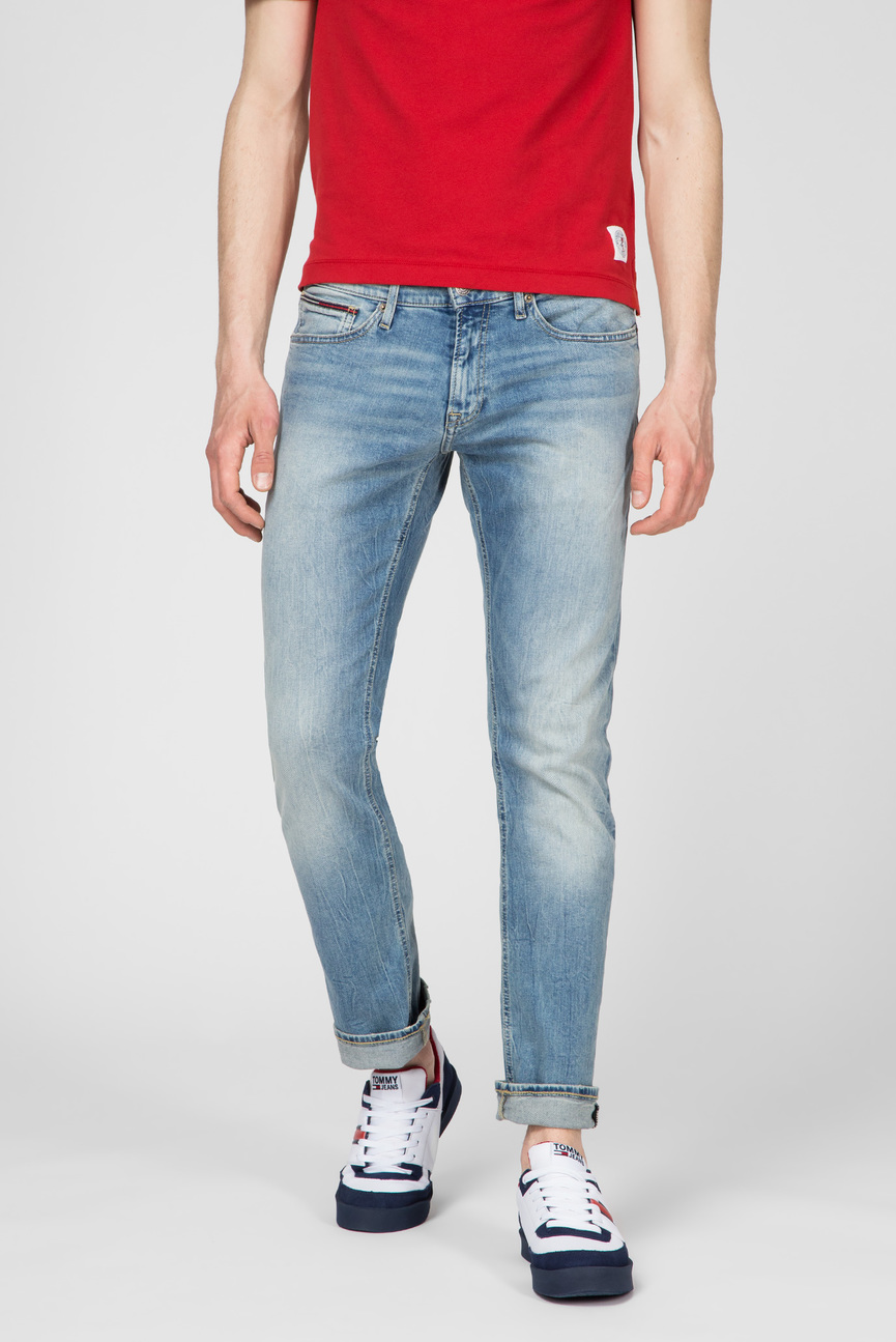 Мужские синие джинсы SCANTON