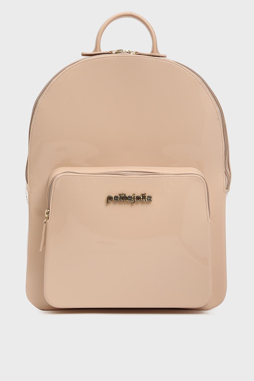 Женский бежевый рюкзак KIT