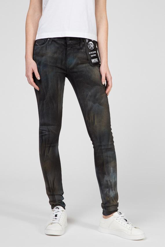 Женские темно-серые джинсы SLANDY-SP2 L.32