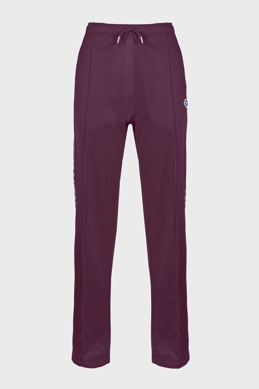 Женские бордовые спортивные брюки RELAX IV TEAM