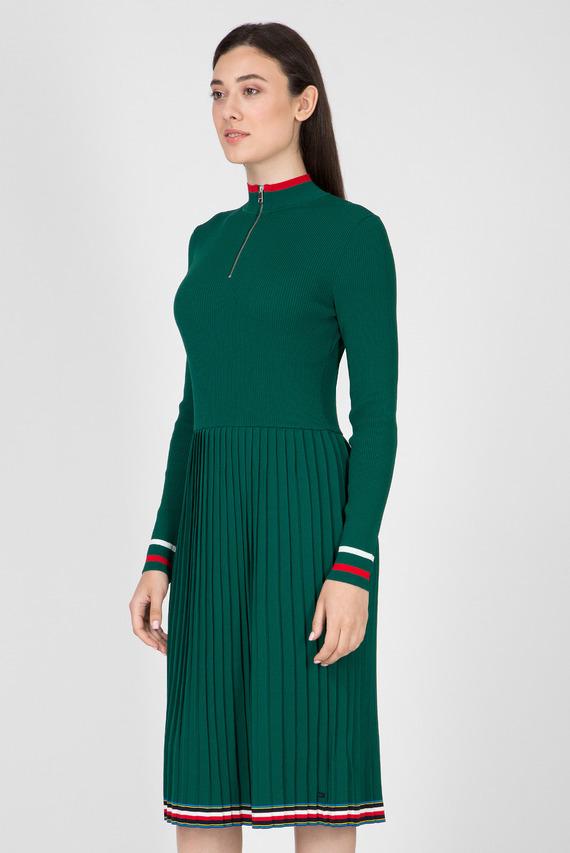 Женское зеленое платье JESSAH