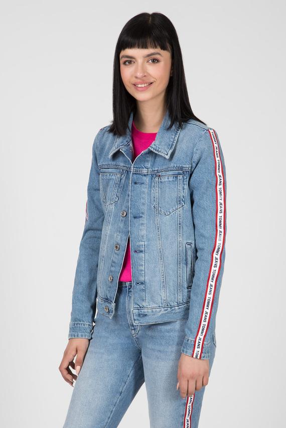 Женская голубая джинсовая куртка REGULAR TRUCKER
