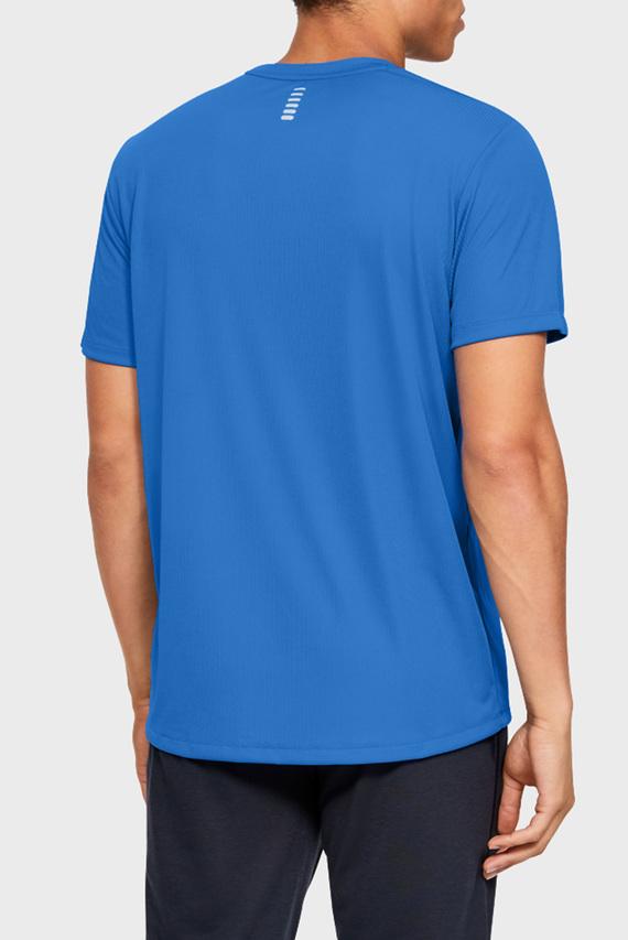 Мужская синяя футболка M UA Speed Stride Graphic Short Sleeve