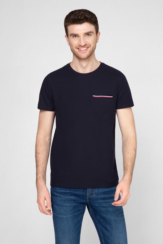 Мужская темно-синяя футболка RWB POCKET FLEX