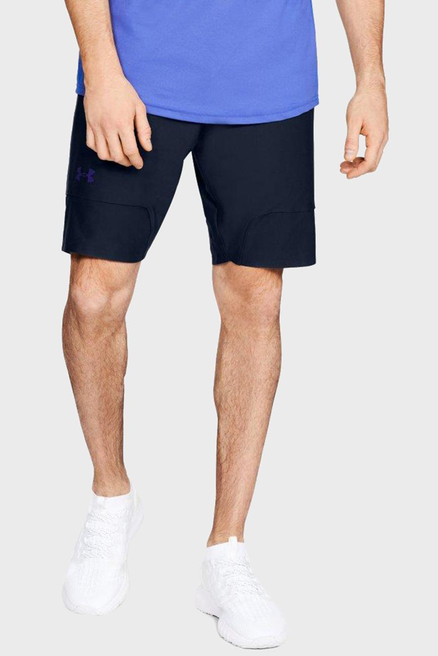 Мужские темно-синие шорты Threadborne Vanish Ftd Short