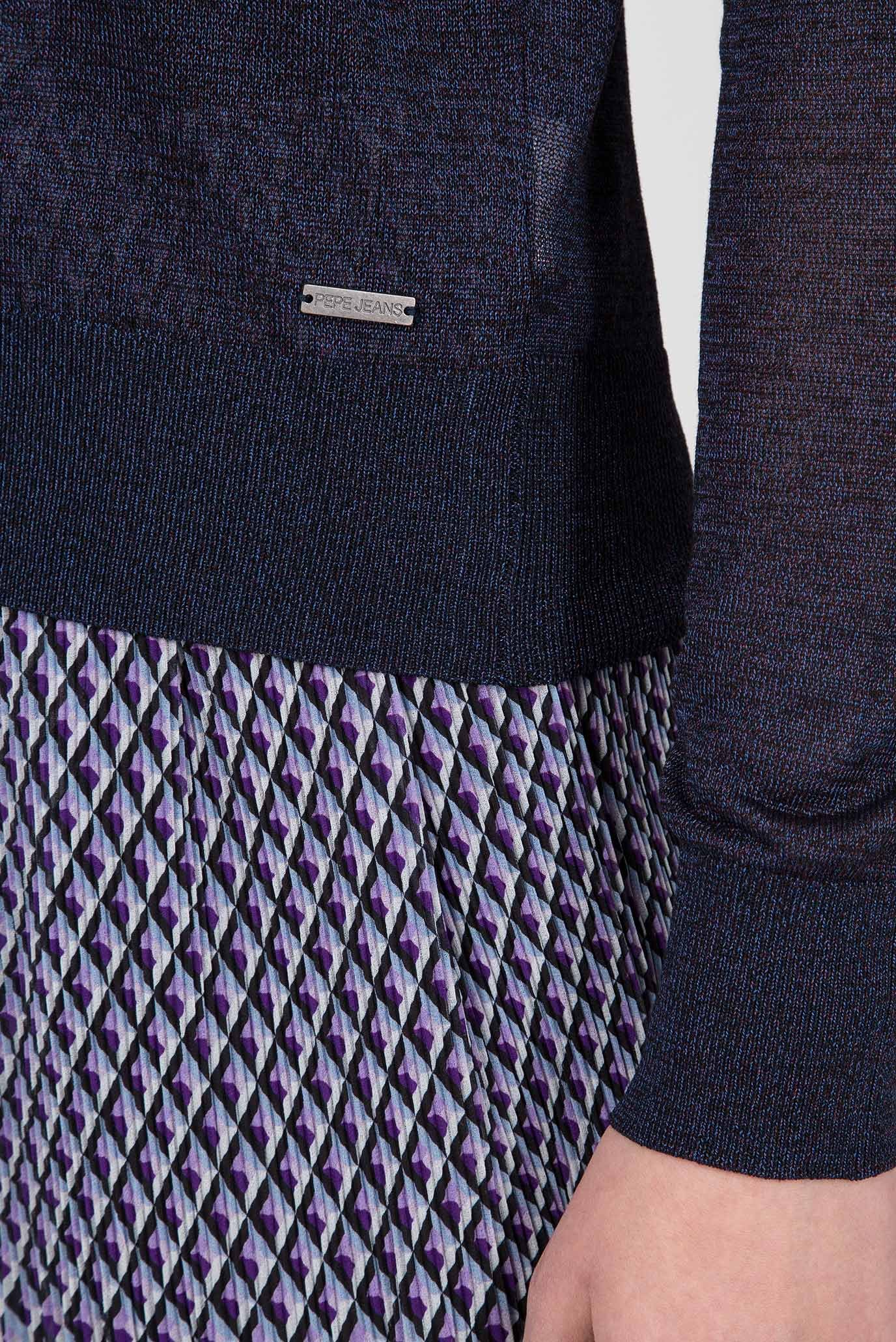 Купить Женский темно-синий гольф EMMA Pepe Jeans Pepe Jeans PL701406 – Киев, Украина. Цены в интернет магазине MD Fashion