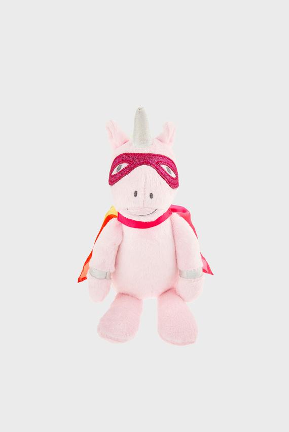 Детская мягкая игрушка единорог UNICORN SUPER HERO T