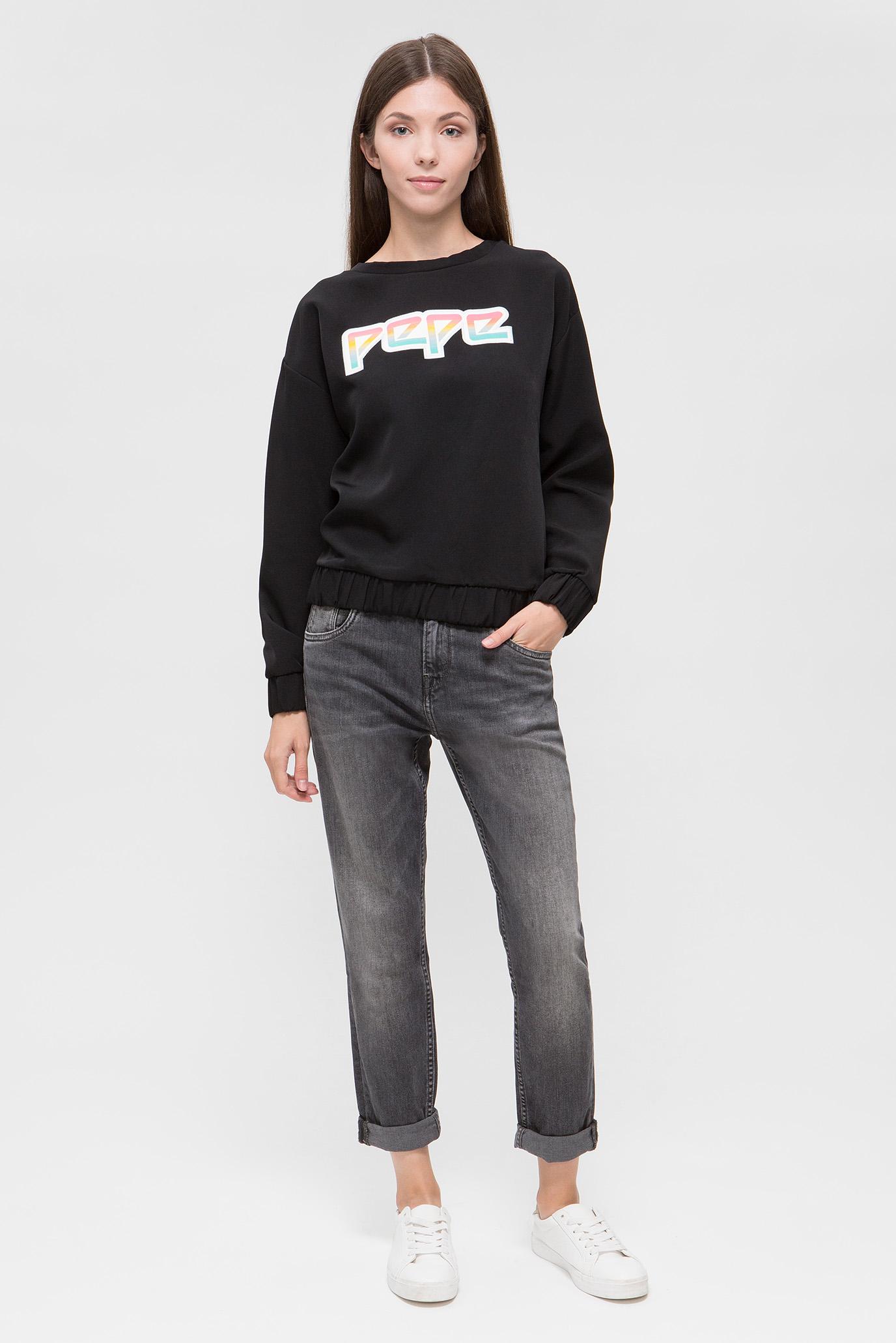 Купить Женские серые джинсы VIOLET Pepe Jeans Pepe Jeans PL201742WC2R – Киев, Украина. Цены в интернет магазине MD Fashion