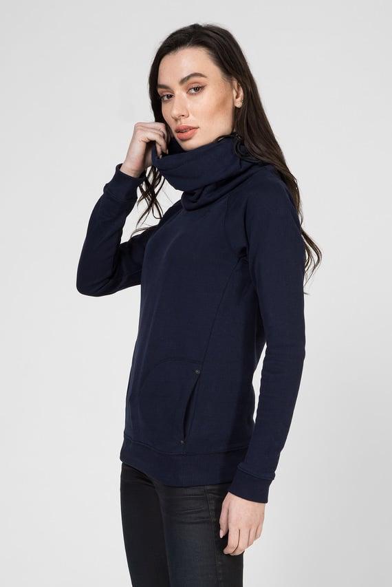 Женский темно-синий свитшот Bofort