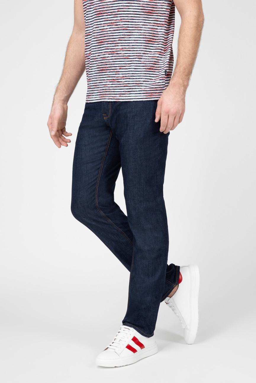 Мужские темно-синие джинсы ROY