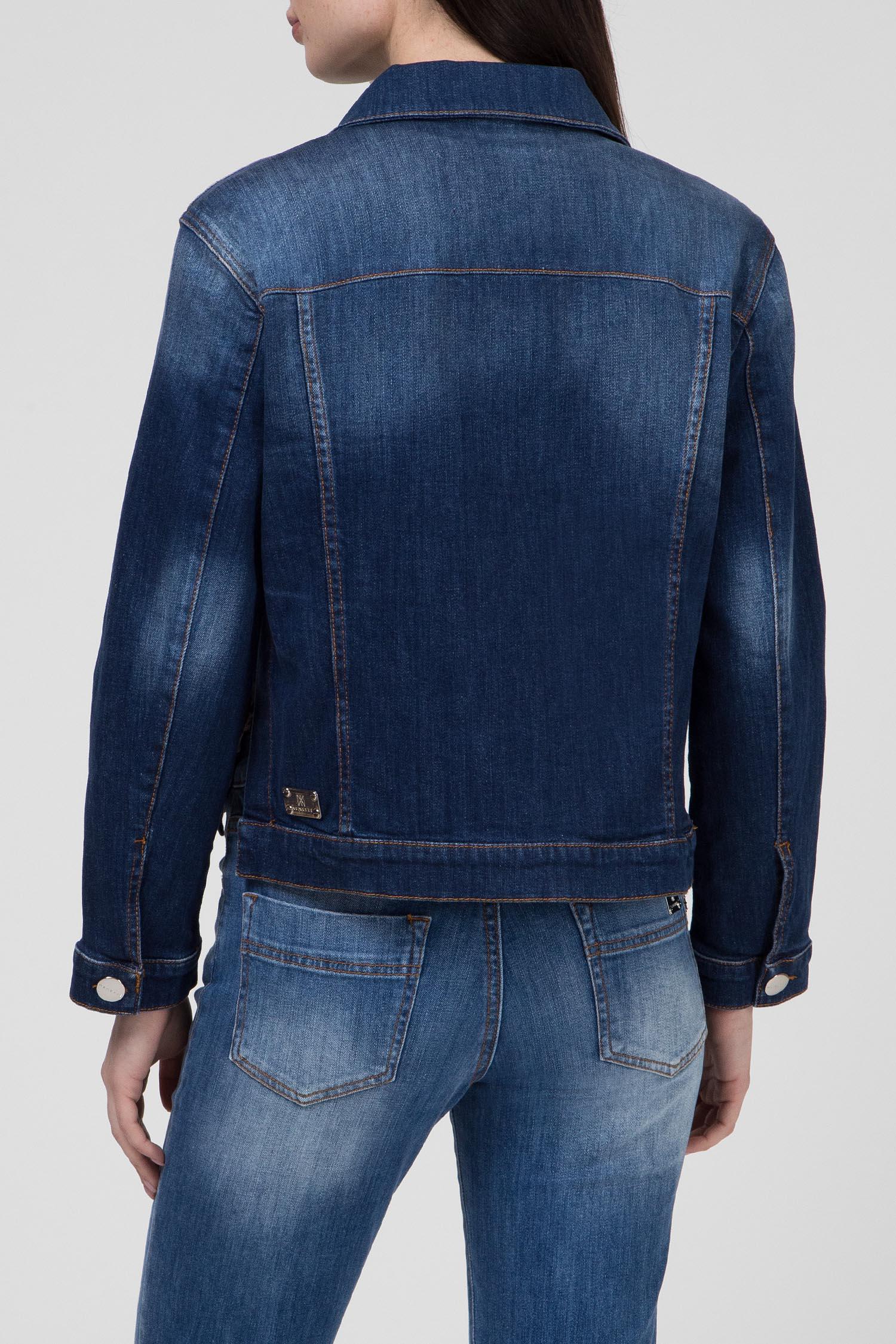 Купить Женская синяя джинсовая куртка SORBETTO Nenette/TLJ Nenette/TLJ SORBETTO – Киев, Украина. Цены в интернет магазине MD Fashion