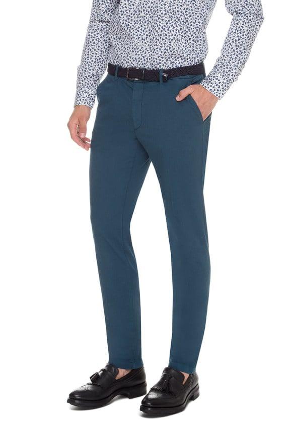 Мужские синие брюки KAITO