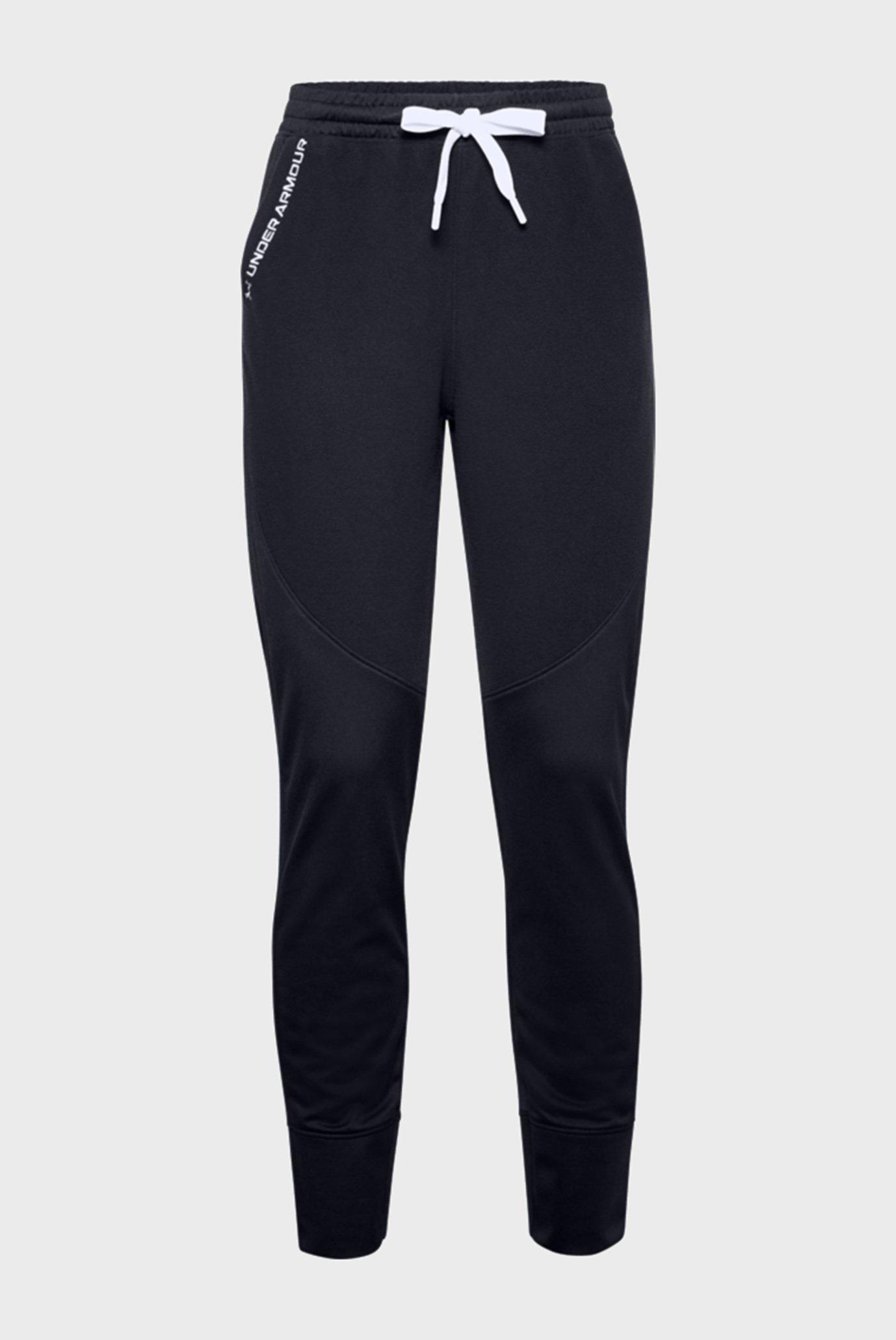 Жіночі чорні спортивні штани Recover Fleece Pants 1
